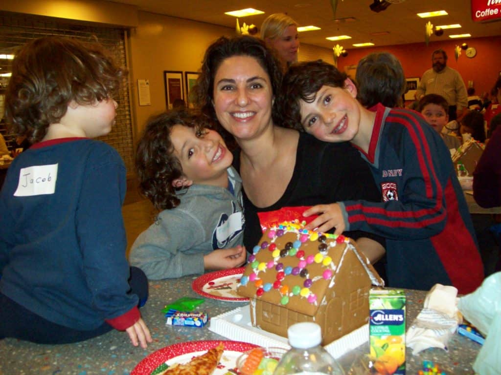 Gingerbread Family Night
