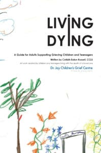 Living Dying Book Cover
